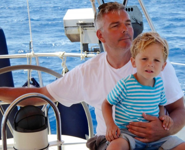 Segeltörn mit Kindern Ionisches Meer
