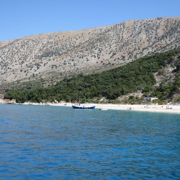 Segeltörn in Korfu