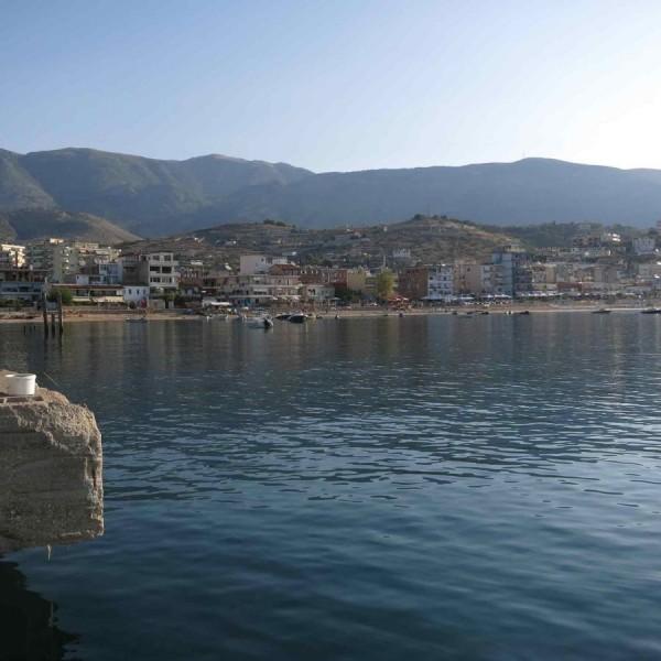 Mitsgeln mit Skipper Korfu