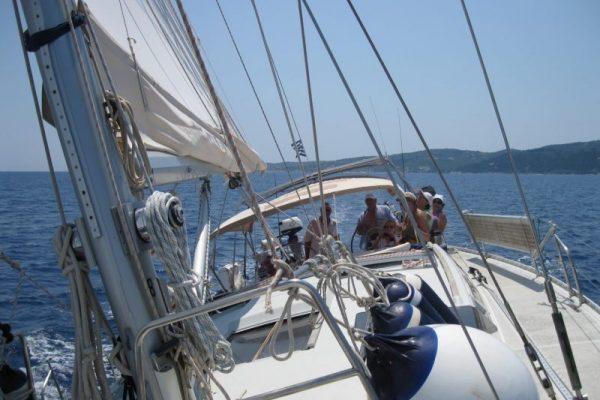 Segeltörn Griechenland und Kojencharter Kroatien