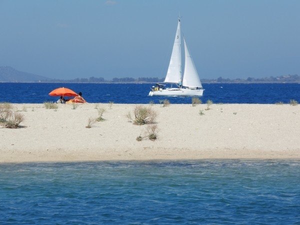 Kojencharter im Mittelmeer