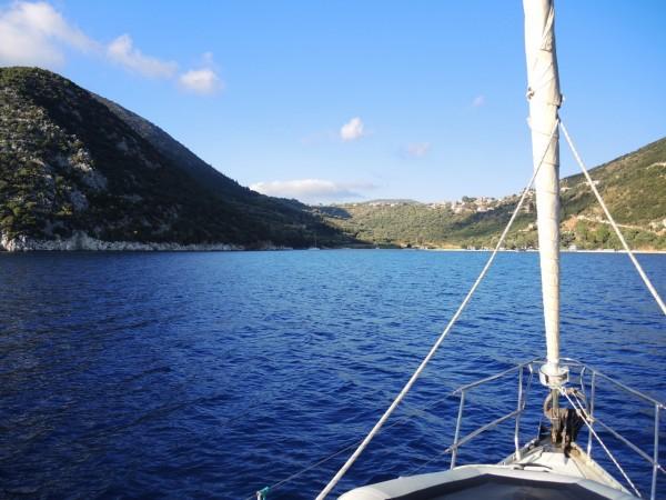 Kojencharter Griechenland und Albanien