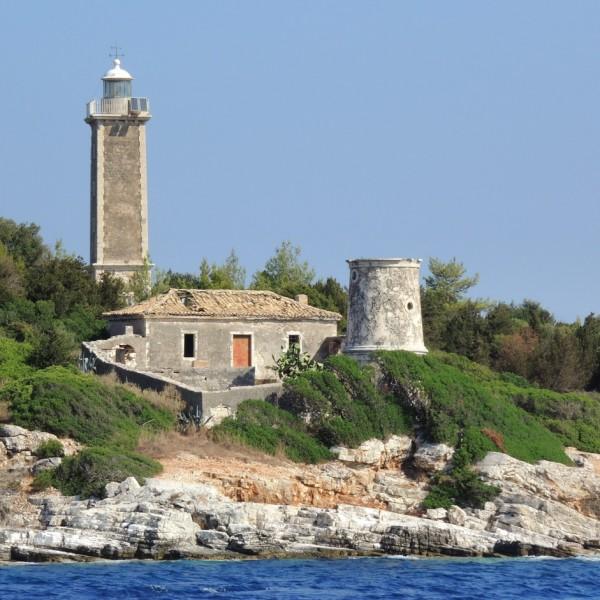 MItsegeln im Ionischen Meer, Peloponnes