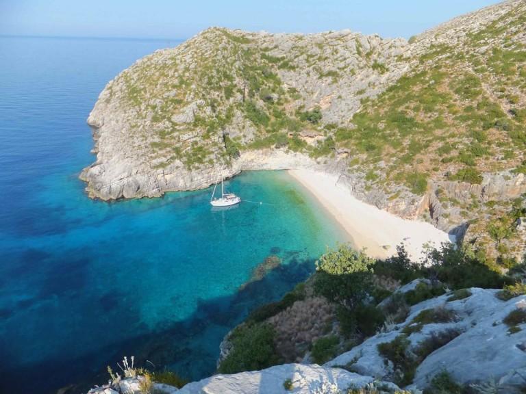 Segelurlaub in Albanien mit Skipper